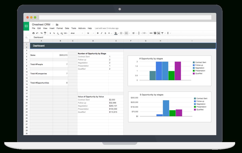 Excel Crm Spreadsheet Regarding Spreadsheet Crm