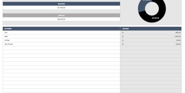 Excel Crm Spreadsheet With Regard To 32 Free Excel Spreadsheet Templates  Smartsheet