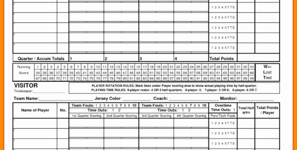 Excel Football Spreadsheet With Regard To Football Depth Chart Template Excel Format With Fantasy Football
