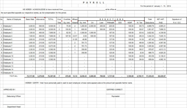 Excel Payroll Spreadsheet Download With Regard To 018 Excel Payroll Template File Calendar Spreadsheet Download South