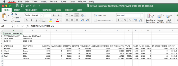 Excel Payroll Spreadsheet Example Inside Download The Excel Payroll Calculator Template Selo L Ink Co