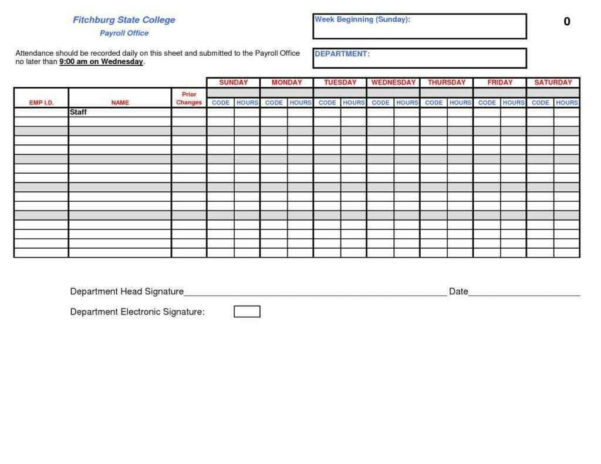 Excel Payroll Spreadsheet With Payroll Sheet Template Timesheet Excel Spreadsheet Weekly Uk Sample