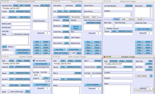 Excel Property Management Spreadsheet Inside Commercial Property Management Excel Spreadsheet Landlord Templates
