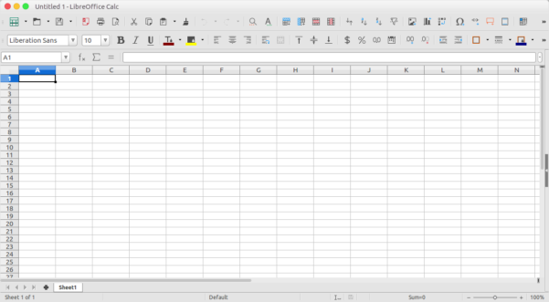 Excel Spreadsheet Alternative In 6 Of The Best Free Excel Alternative Apps – Better Tech Tips