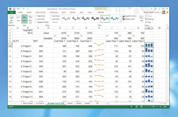 Excel Spreadsheet Basics Inside 15 Basics To Know If You Use Excel Spreadsheets  Software  Business It
