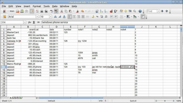 Excel Spreadsheet Basics With Excel Spreadsheet Basics Checkbook Quicken Youtube Doc Microsoft