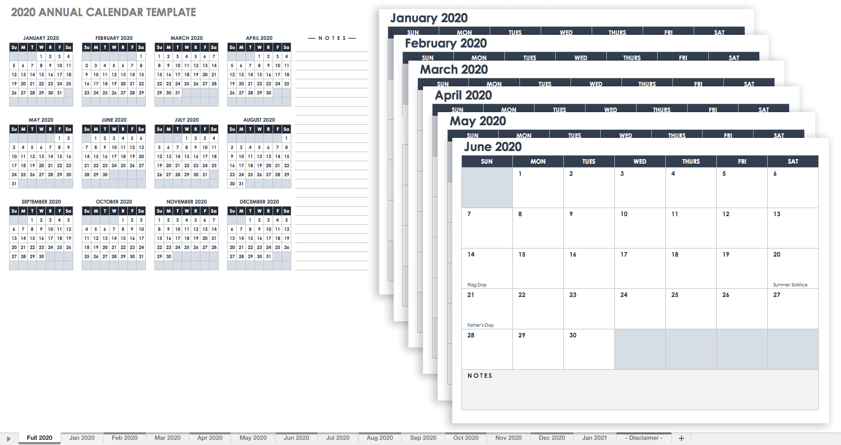 Excel Spreadsheet Calendar Template Pertaining To Make A 2018 Calendar In Excel Includes Free Template