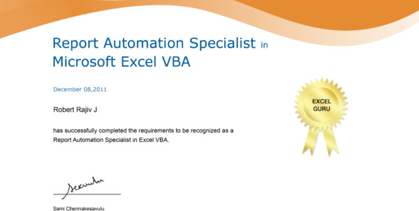 Excel Spreadsheet Certification With Advanced Microsoft Excel Training  Excelgoodies