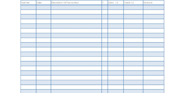 Excel Spreadsheet Check Register Pertaining To Check Register Sheets  Kasare.annafora.co