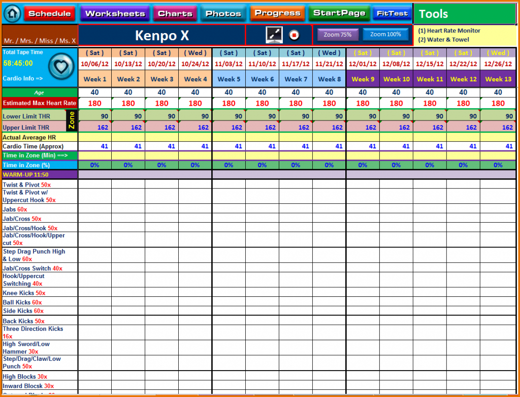 Excel Spreadsheet Classes Inside Excel Spreadsheet Training Calendar Templates For Tracking Courses