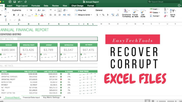 Excel Spreadsheet Corrupted Repair In How To Recover Excel Files From Usb/pen Drive L Easytechtools