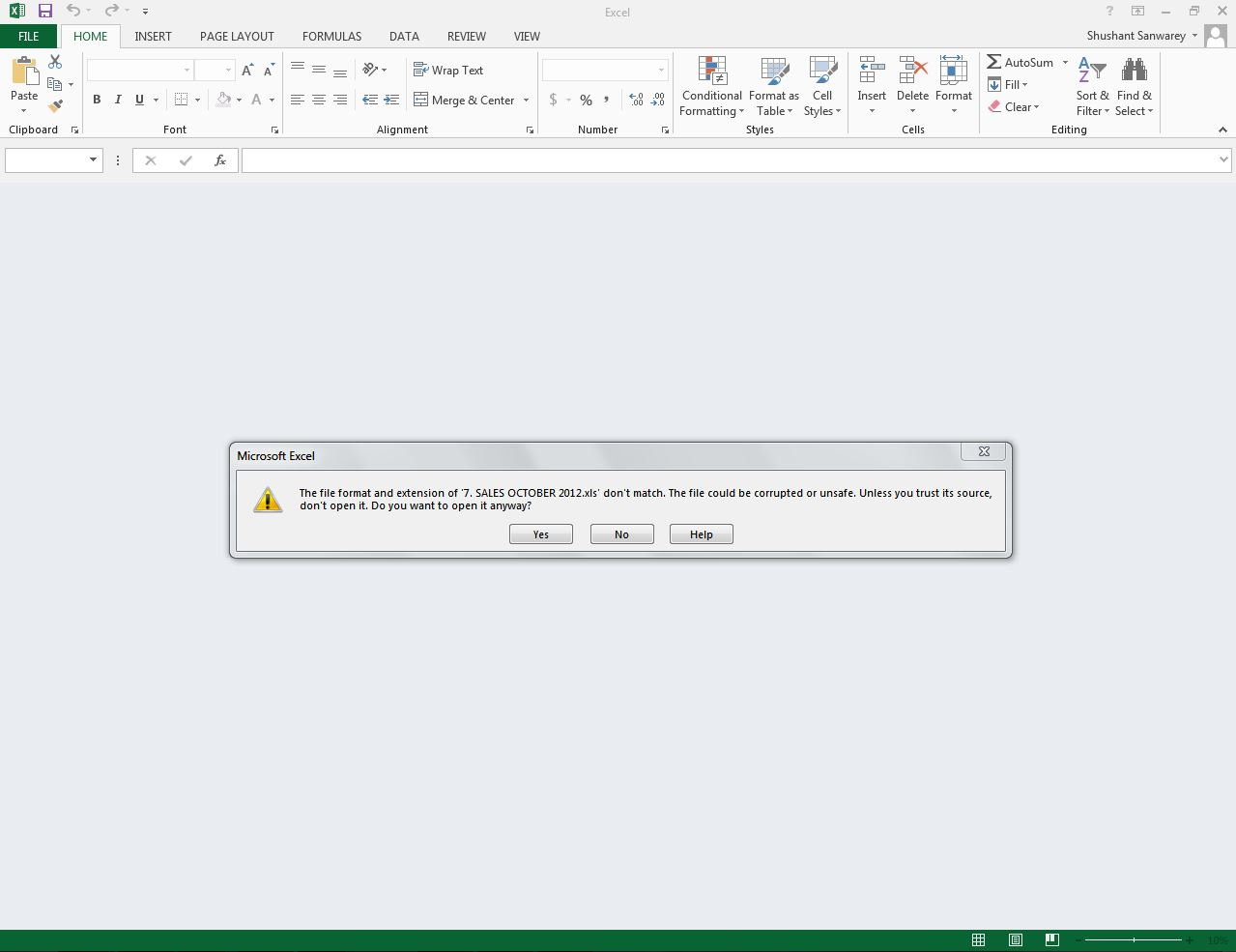 Excel Spreadsheet Corrupted Repair Intended For Corrupted Excel File  Super User