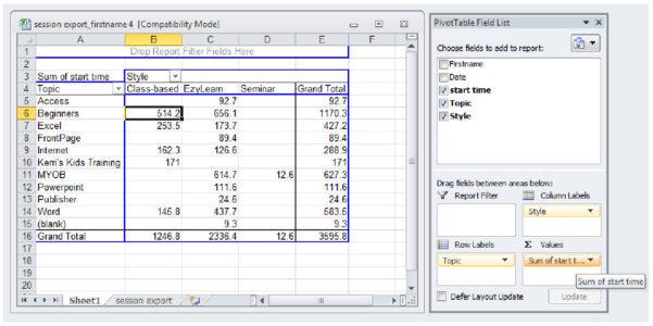 Excel Spreadsheet Course Online Inside Excel Spreadsheet Courses  Aljererlotgd