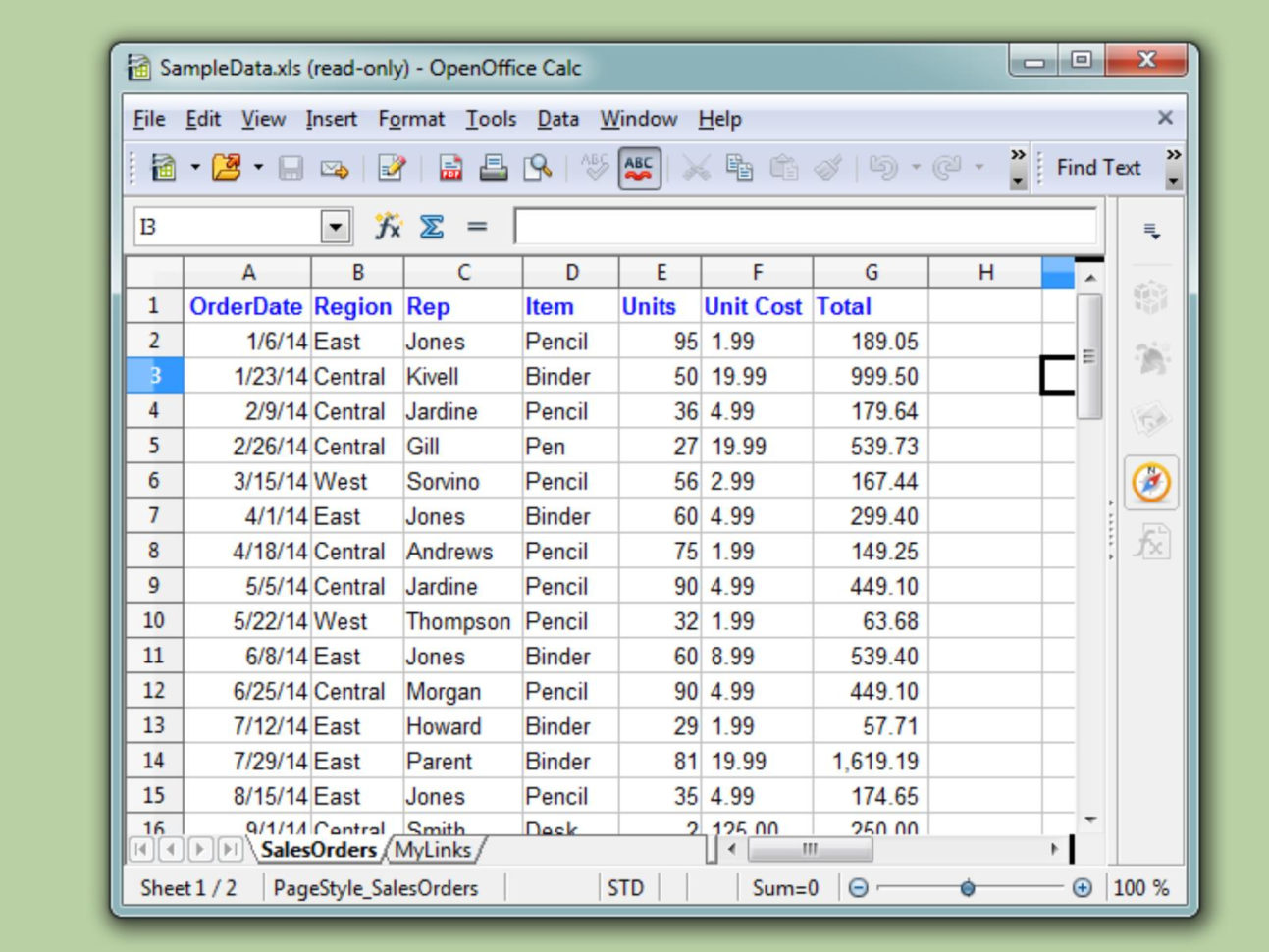 Excel Spreadsheet Database With Een Database Maken Van Een Excel Spreadsheet  Wikihow