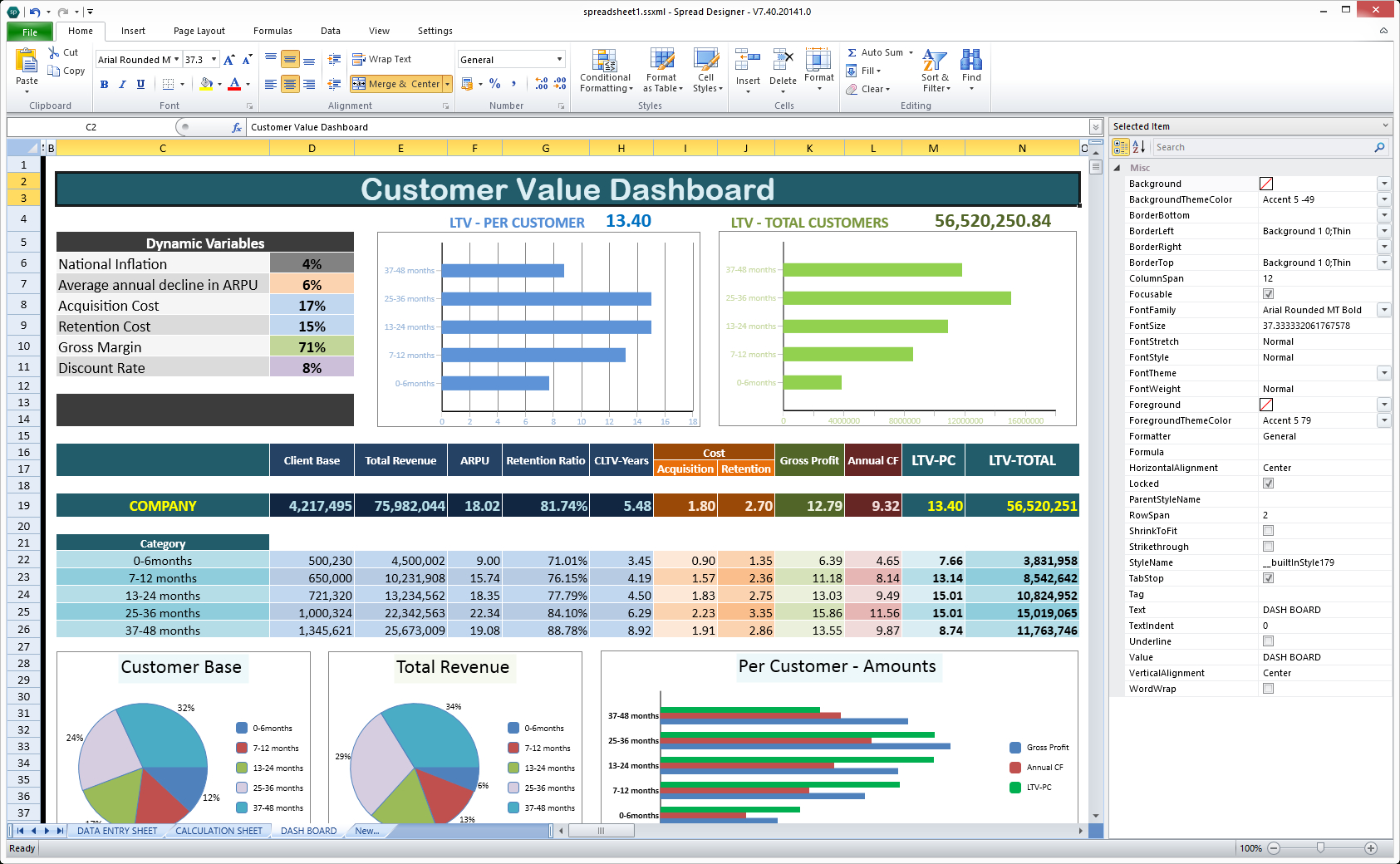 Excel Spreadsheet Designer In Spread Spreadsheets  Visual Studio Marketplace