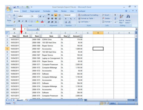 Excel Spreadsheet Examples For Students For Sample Of Excel Worksheet 2017 2018 General Operating Budget