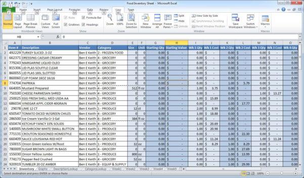 Excel Spreadsheet Examples Regarding Excel Examples Spreadsheet  Rent.interpretomics.co