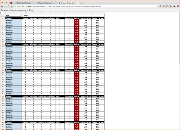 Excel Spreadsheet For Clothing Inventory With Clothing Inventory Spreadsheet 9Clothing Inventory Spreadsheet Excel