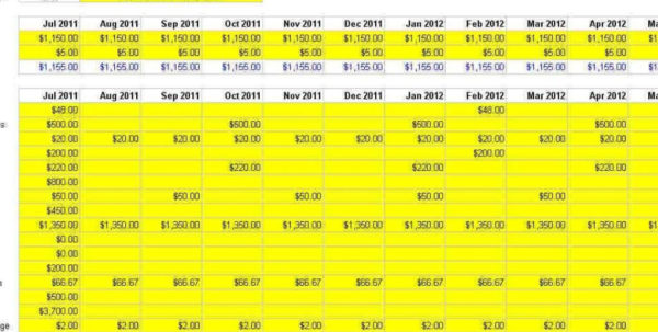 Excel Spreadsheet For Expenses With 6  Property Management Excel Spreadsheet  Costs Spreadsheet