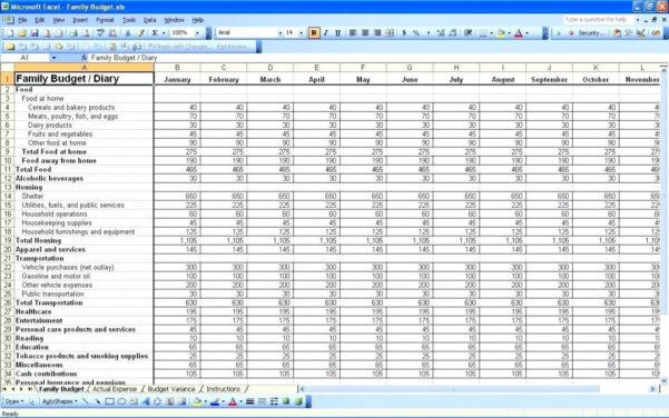 Excel Spreadsheet For Finances Inside 002 Template Ideas Personal Finances ~ Ulyssesroom