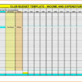Excel Spreadsheet For Hair Salon