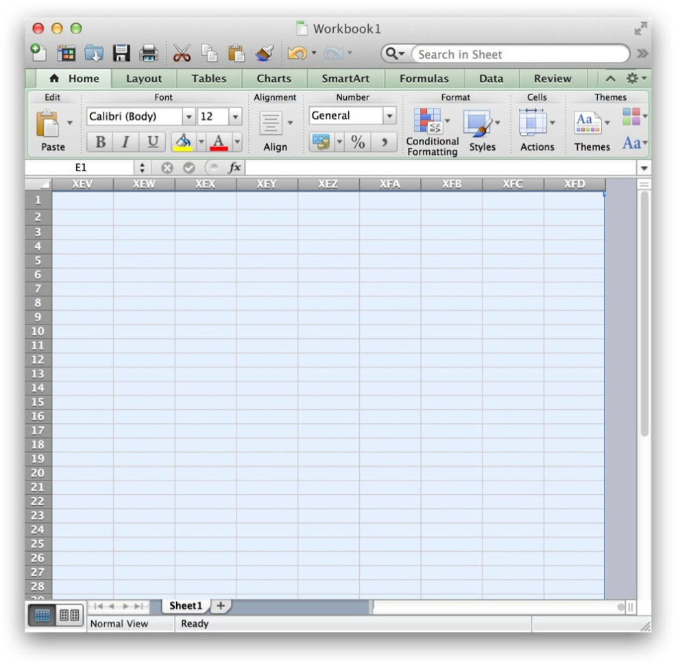 Excel Spreadsheet For Mac In How To Hide Cells In Excel For Mac Os X  Tekrevue