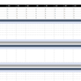 Excel Spreadsheet For Monthly Bills Inside Free Budget Templates In Excel For Any Use