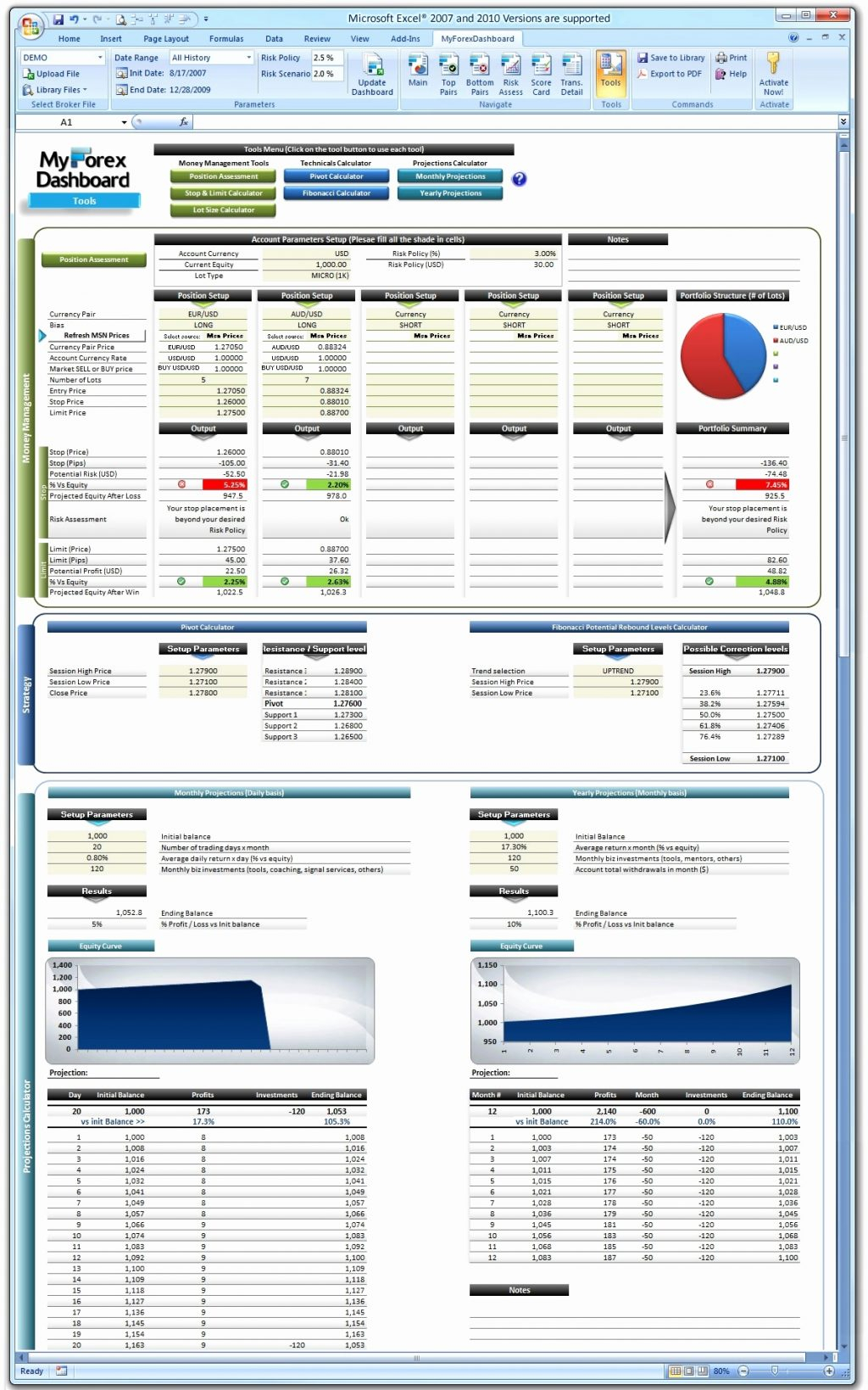 Excel Spreadsheet For Option Trading Within Example Of Options Trading Journaldsheet Download Inspirational