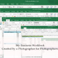 Excel Spreadsheet For Photographers Within Password Log Excel Spreadsheet Photographer Photography  Etsy