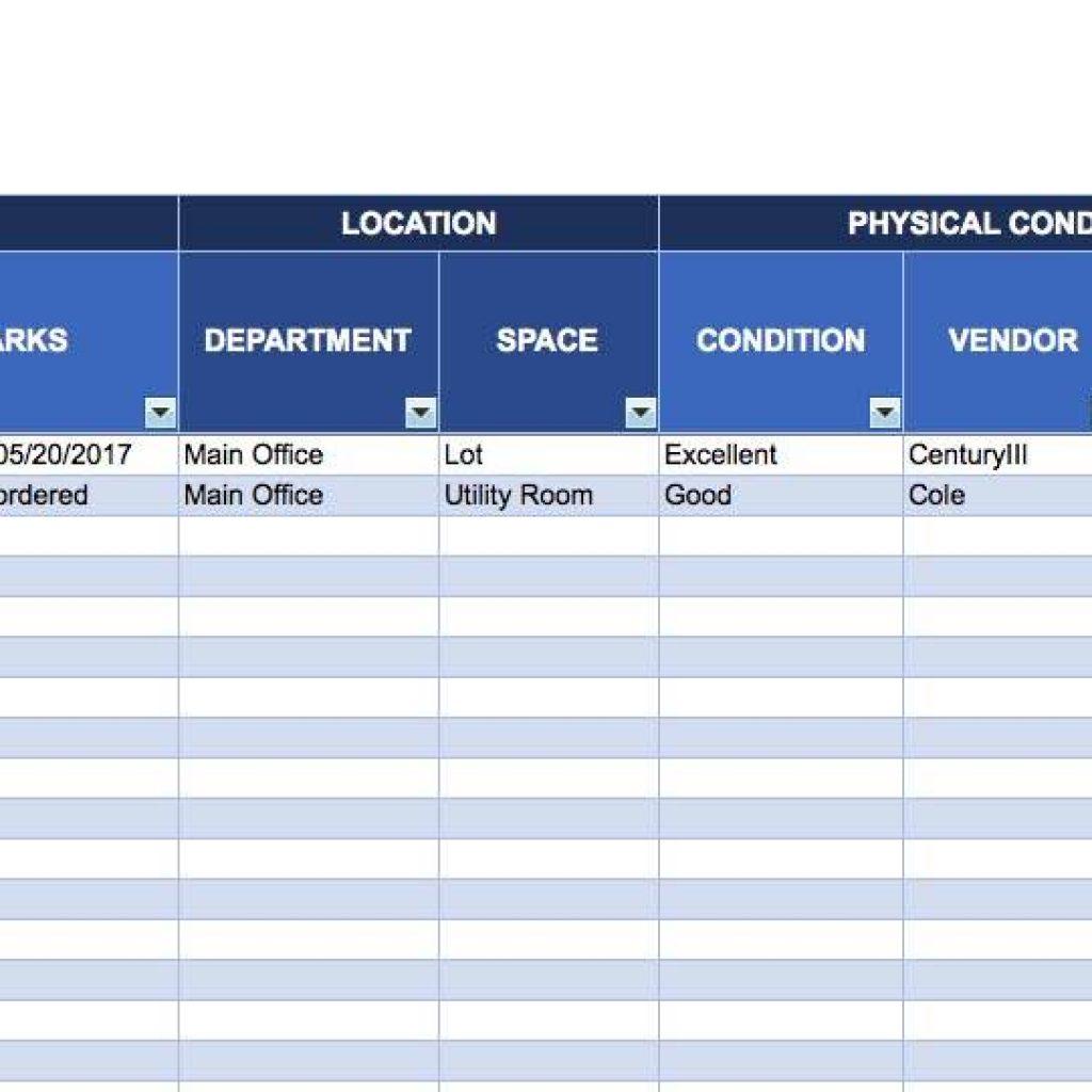 Excel Spreadsheet For Restaurant Inventory Spreadsheet ...