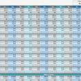Excel Spreadsheet For Restaurant Sales Pertaining To Sales Forecast Template Excel Plan Templates Smartsheet For Monthly
