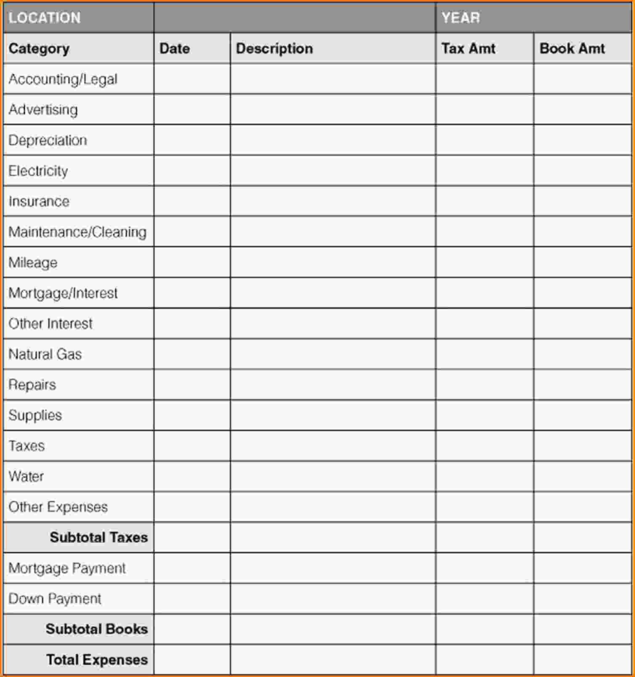 Excel Spreadsheet For Small Business Expenses Regarding Excel Business Expense Template Sample Pdf Excel Spreadsheet For