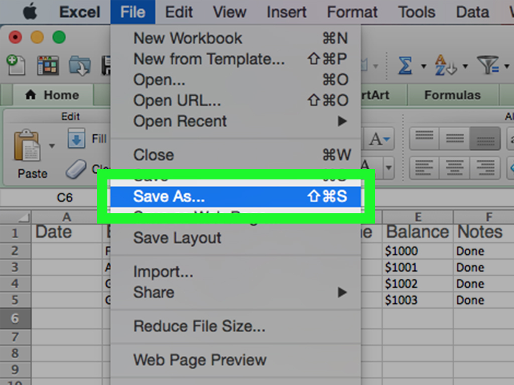 Excel Spreadsheet Formulas For Budgeting Inside How To Make A Personal Budget On Excel With Pictures  Wikihow