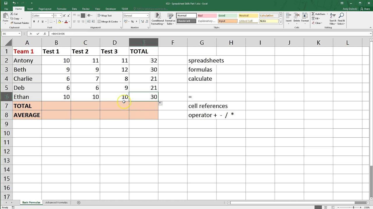 Excel Spreadsheet Help Pertaining To Microsoft Excel Spreadsheet Instructions  Aljererlotgd
