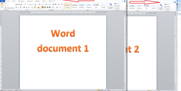 Excel Spreadsheet In Word With How Do I View Two Excel Spreadsheets At A Time?  Libroediting