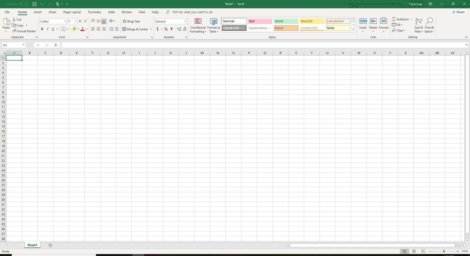 Excel Spreadsheet Instructions Throughout Excel Tutorials For Beginners
