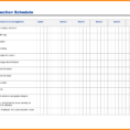 Excel Spreadsheet Jobs for 12+ Job Shop Scheduling Spreadsheet  Credit Spreadsheet