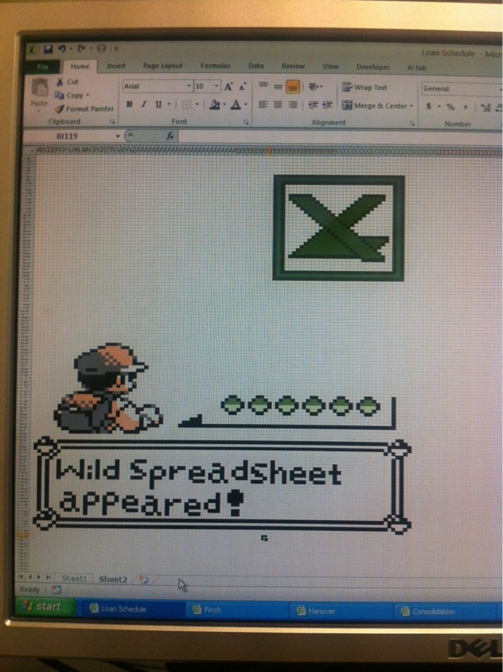Excel Spreadsheet Meme Throughout Wild Spreadsheet Appeared!  A Wild X Appears! / Wild X Appeared