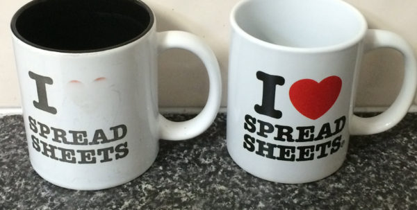 Excel Spreadsheet Mug Within Time To Upgrade My Spreadsheet Mug  A4 Accounting