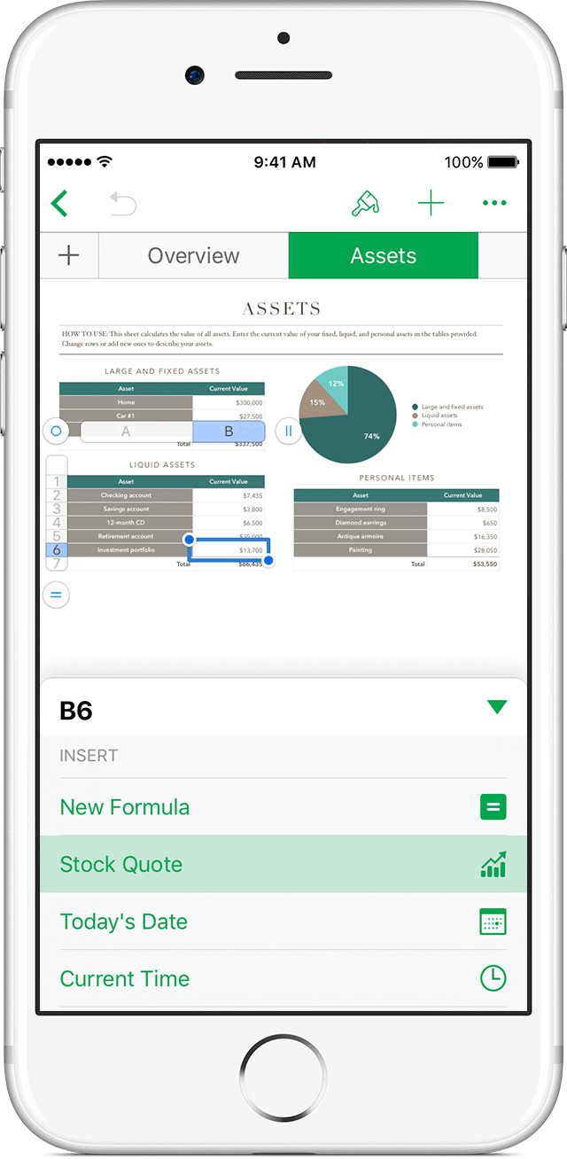 Excel Spreadsheet On Iphone Pertaining To Spreadsheet For Iphone Sheet Free Template Best Apple Examples How