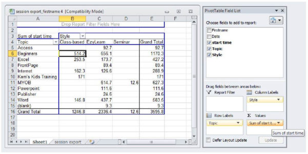 Excel Spreadsheet Online Classes Within Excel Spreadsheet Training Free Online  Pulpedagogen Spreadsheet