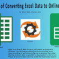 Excel Spreadsheet Online Database In What Are The Benefits Of Converting Excel Data To Online Database?