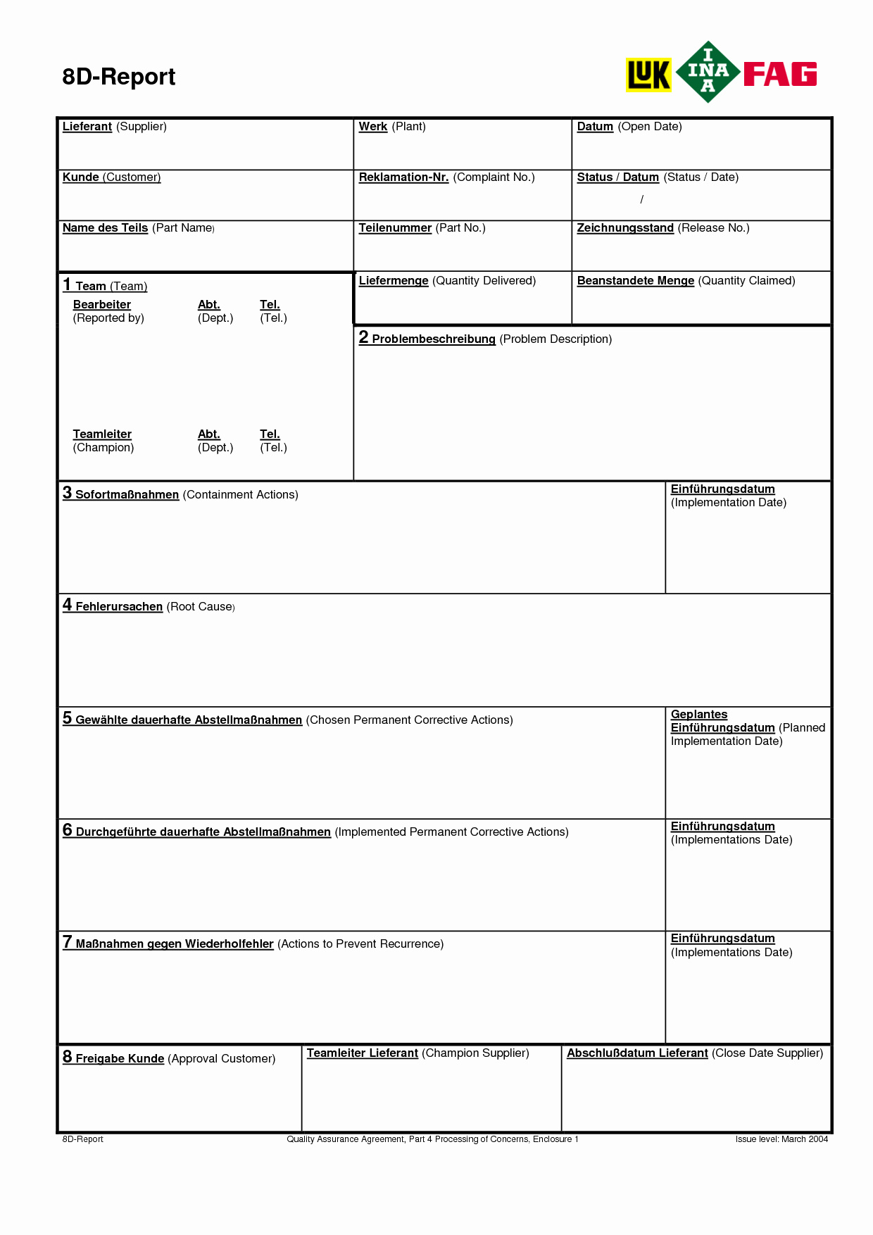Excel Spreadsheet Problem Solving Within 8D Problem Solving Template Excel – Spreadsheet Collections