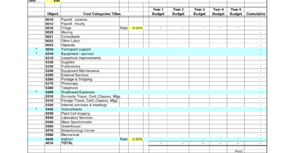 Excel Spreadsheet Template For Business Expenses In Start Up Business Budget Template List Of Excel Spreadsheet For