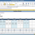 Excel Spreadsheet Template For Employee Schedule Inside Employee Scheduling Spreadsheet Excel And Free Employee Shift