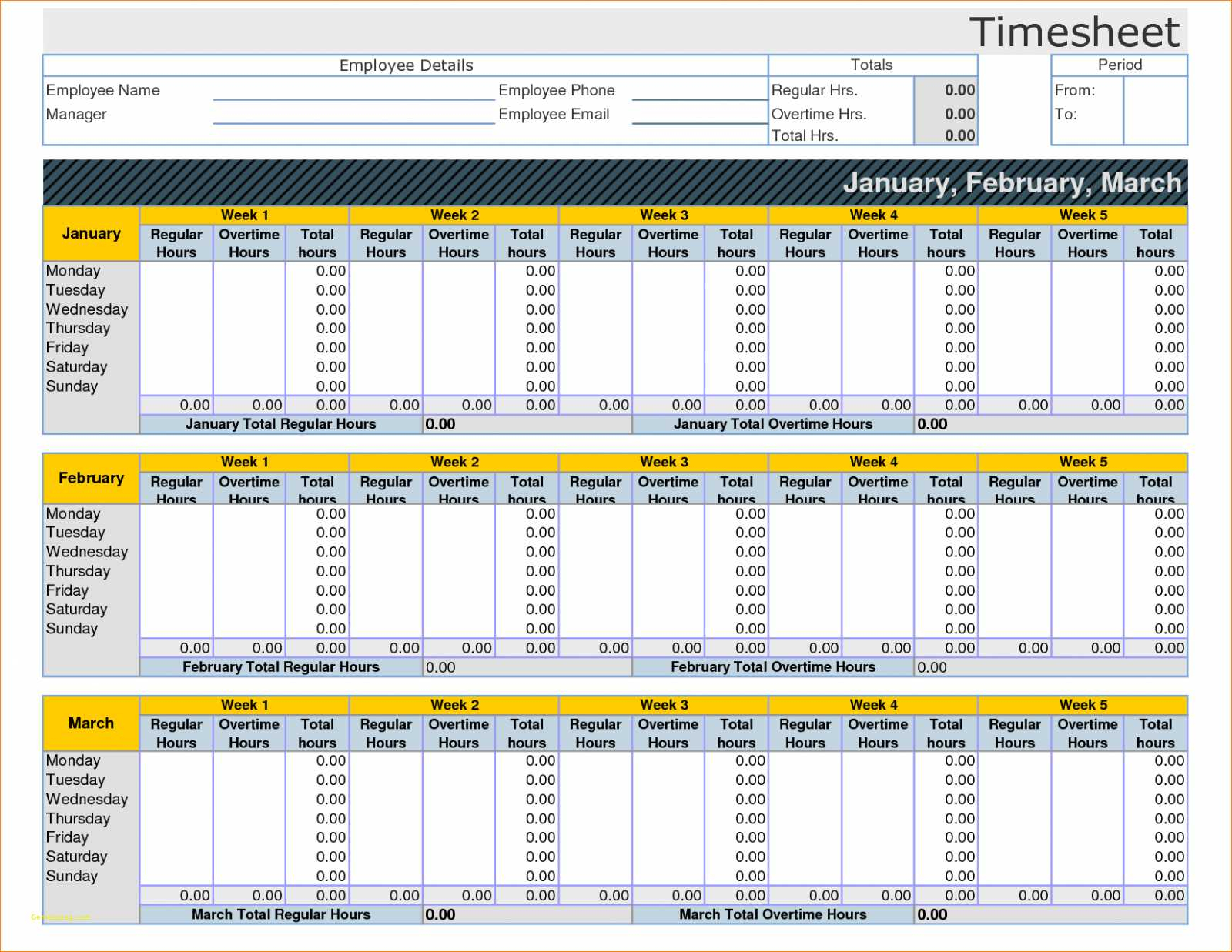 Excel Spreadsheet Template For Timesheet Intended For Excel Spreadsheet Timesheet Also Spreadsheet Examples Weekly Hours