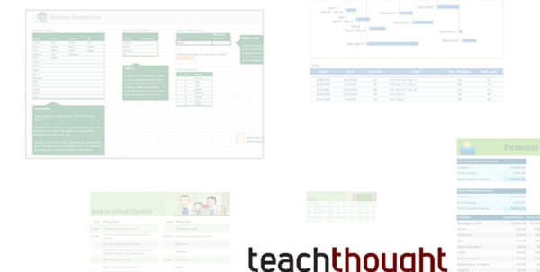 "Excel Spreadsheet Templates For Teachers With Vizworld™ On Twitter: ""20  Excel Spreadsheet Templates For Teachers"
