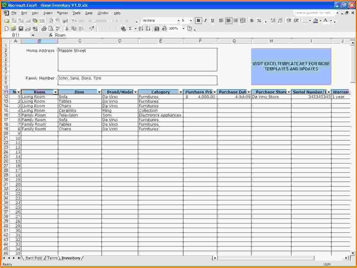 Excel Spreadsheet Templates Free Download In Inventory Management Html Template Free Download And Inventory With