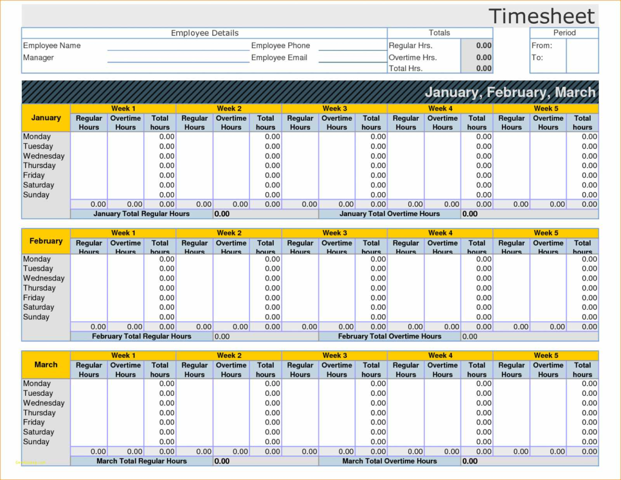 Excel Spreadsheet Timesheet Regarding Excel Spreadsheet Timesheet Also Spreadsheet Examples Weekly Hours