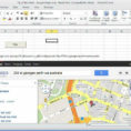 Excel Spreadsheet Tips For Excel Tips  Tip#57: Integrating Google Maps Into Excel  Youtube